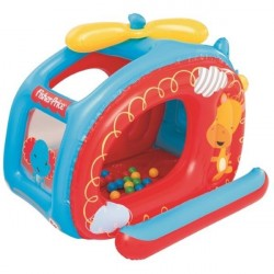 Fisher-Price Helikopter Boldebad med bolde
