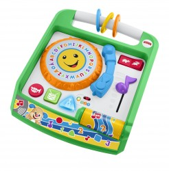 Fisher Price Pladespiller med lyd - Multi