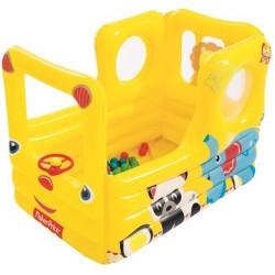 Fisher-Price Skolebus Boldebad med bolde