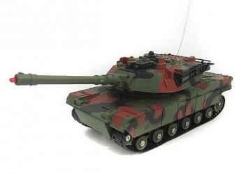 Fjernstyret IR Battle Tank, Grøn