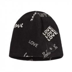 Fleece Hue Black Love