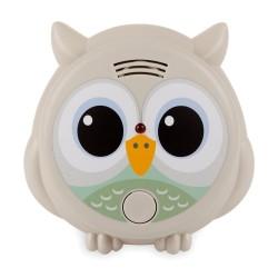 Flow røgalarm - Mr. Owl - Grå