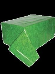 Fodbold - Grøn - Plastikdug 137 x 259 cm