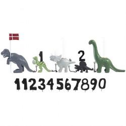 Fødselsdagstog Dinosaurer fra KIDS by FRIIS