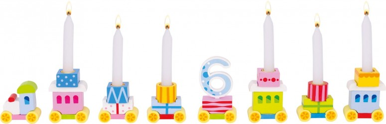 Fødselsdagstog fra Goki (1-10 år) - Birthday Boy
