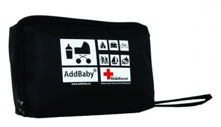 Førstehjælpssæt fra AddBaby til at tage med
