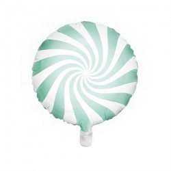 Folieballon Candy Mint