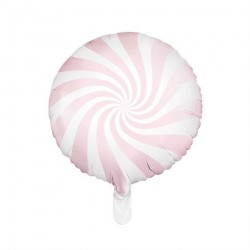 Folieballon Candy Rosa