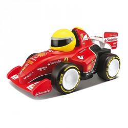 Formel 1-bil med driftingfunktion