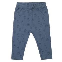 Friends bukser - Blå med print