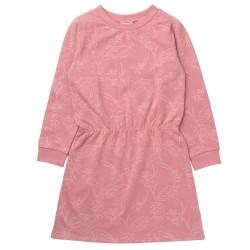 Friends kjole - Rosa med print