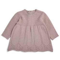 Friends Newborn kjole - Lavendel