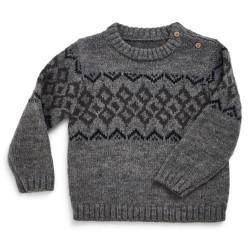 Friends sweater - Grå