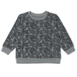 Friends sweatshirt - Grå med palme-print