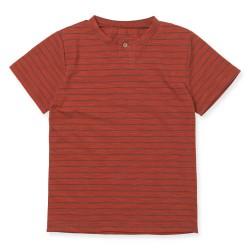 Friends t-shirt - Rødstribet