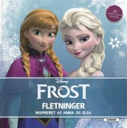 Frost fletninger - Flettebog m. 28 fortryllende frisurer