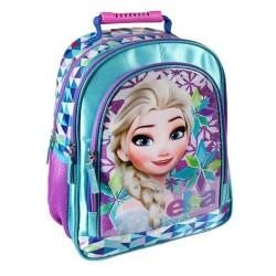 Frost Skoletaske - Queen Elsa