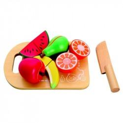 Frugt, legemad