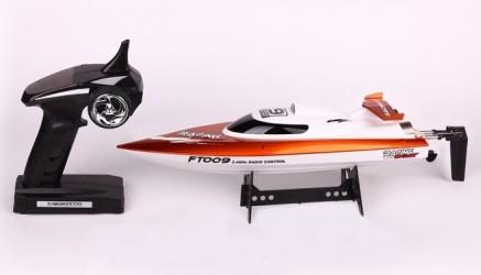 FT009 2.4GHz Fjernstyret speedbåd