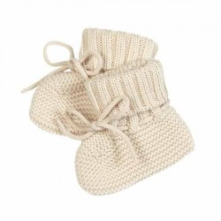 FUB Baby Boots Ecru SS18