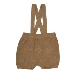 FUB Baby Leaf Bloomers Camel SS21
