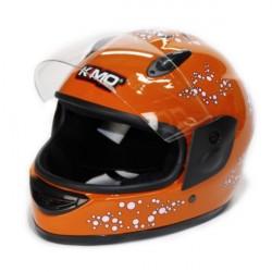 Fullface hjelm til børn