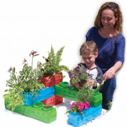 G-Blox planteklodser / plantekasser til børn