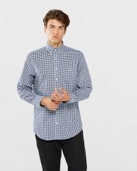 GANT Broadcloth langærmet skjorte