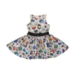 Gemstones - Kjole Carli fra MOLO 2W16E104