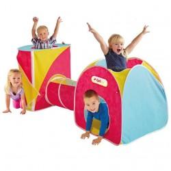 GetGo Pop-Op Legesæt med telt og tunnel