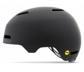 Giro Quarter FS Mips - Cykelhjelm - Str. 51-55 cm - Mat Sort