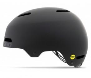 Giro Quarter FS Mips - Cykelhjelm - Str. 55-59 cm - Mat Sort