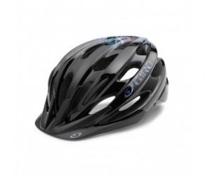 Giro Verona - Cykelhjelm - Str. 50-57 cm - Sort med effekt