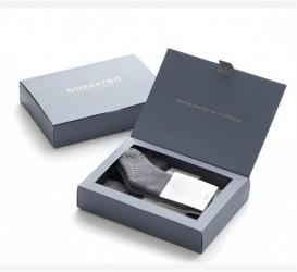 Gobabygo kravlepakke - Dark Grey Melange