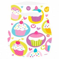 Goodie bags - Cupcakes (6 stk)