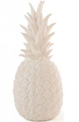 Goodnight Light ananas lampe - Hvid
