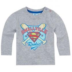 Grå Superman Bluse BABY