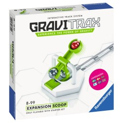 GraviTrax udvidelsespakke - Scoop - 7 dele