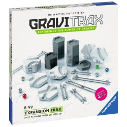 Gravitrax udvidelsespakke - Trax - 44 dele