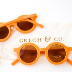 Grech & Co. Solbriller Til Børn - Golden