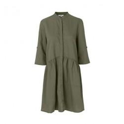 Green Leaf Albana Dress 44156921 fra mbyM