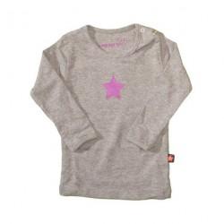 Grey w lilla - Bluse basis baby fra MOLO