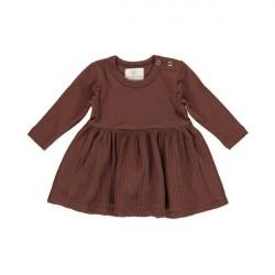 GRO Chocolate Babykjole