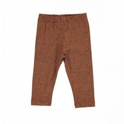 GRO Dot Cinnamon Leggings