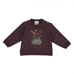 GRO Puce Baby Sweatshirt