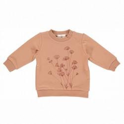 GRO Terracotta Baby Sweatshirt
