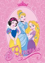 Gulvtæppe, Disney Prinsesser