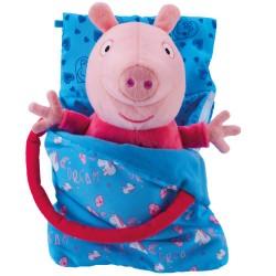 Gurli Gris bamse i sovepose