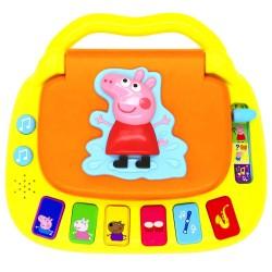 Gurli Gris interaktiv legetøjscomputer - Learn & Laugh Laptop