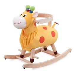 Gyngehest Giraf